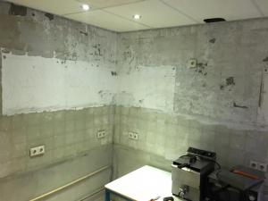Keuken zonder tegels 2